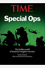 TIME Special Ops: The hidden world of America's toughest warriors Hardcover
