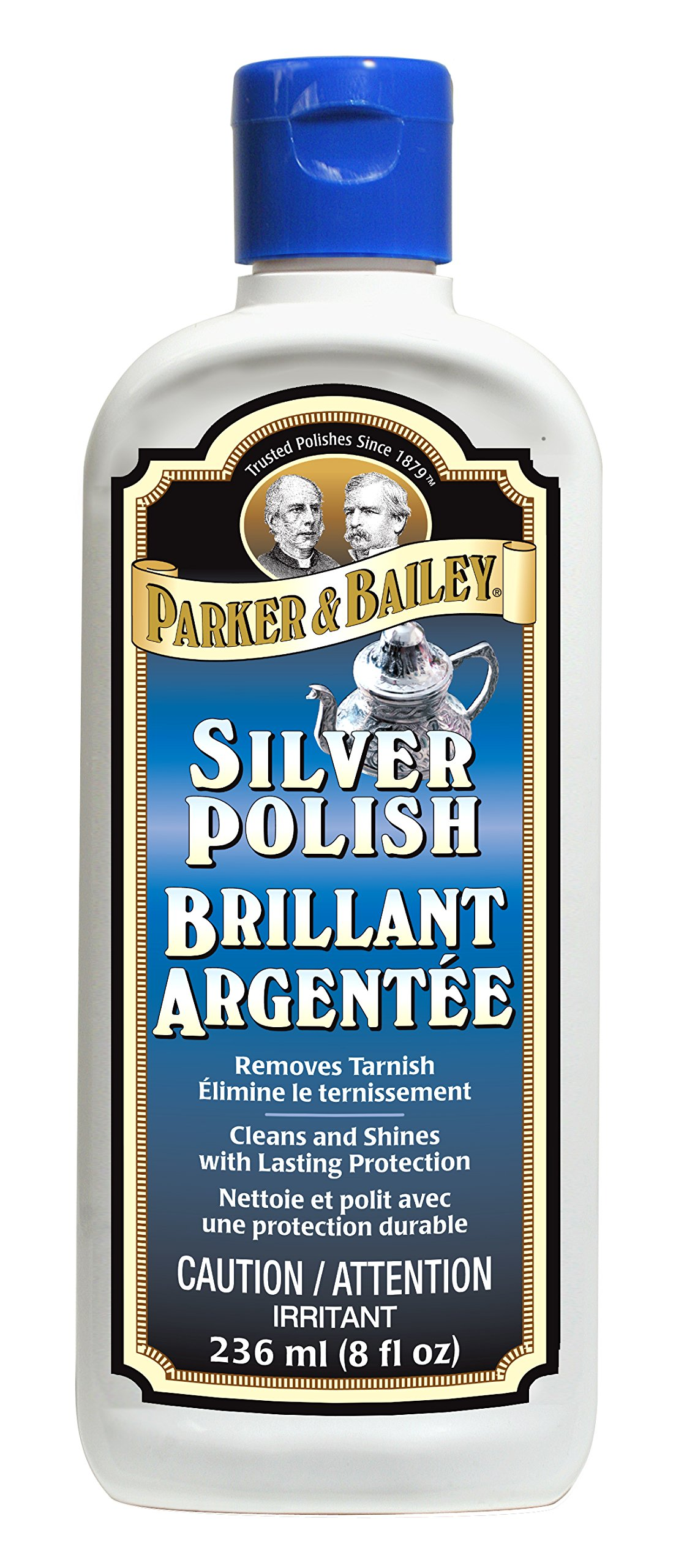 Parker & Bailey Silver Polish