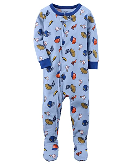 de7a5df0c671 Amazon.com  Carter s Baby Boys  2T-5T One Piece Dinosaur Snug Fit ...