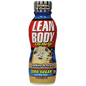 Labrada Nutrition Lean Body On the Go Ready to Drink 14-Ounce