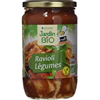 Jardin Bio Ravioli Légumes Bocal 675 g