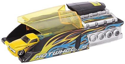 Hot Wheels Mattel C4324 Doble súper Lanzador para Coches en ...