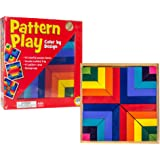 MindWare Pattern Play 40 colored block replication game