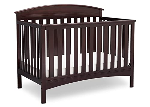 Delta Children Abby 4-in-1 Convertible Baby Crib