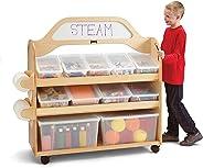 Jonti-Craft 3522JC STEAM Multimedia Cart