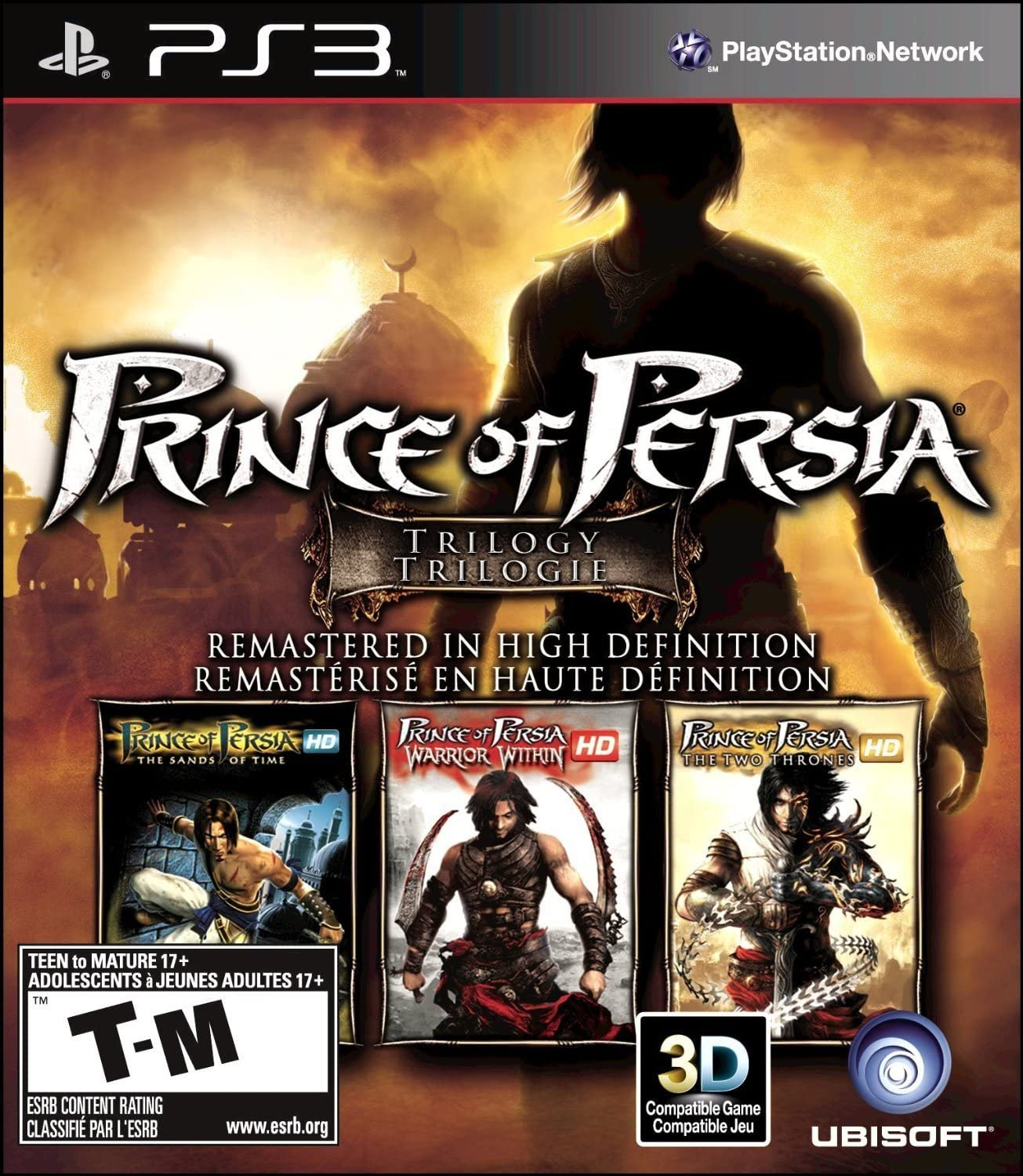 Think, prince of persia famous comics
