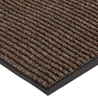 Ideal for Home or Office Usage Portico Systems Channel Rib Entrance Mat 4 x 8 Charcoal