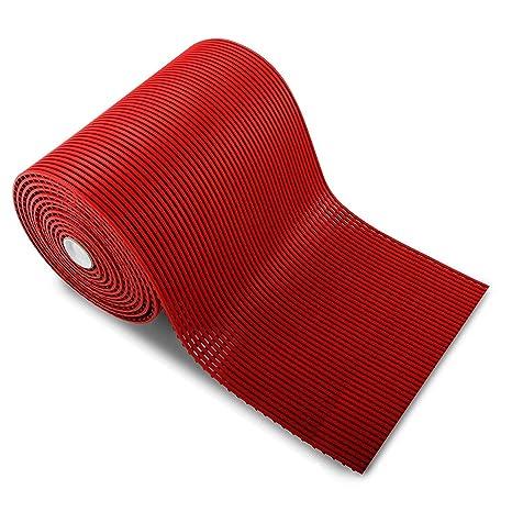 Pedane In Plastica Per Spogliatoi.Tappeto Antiscivolo Drenante Aquagrip Rotolo Pvc Plastica A
