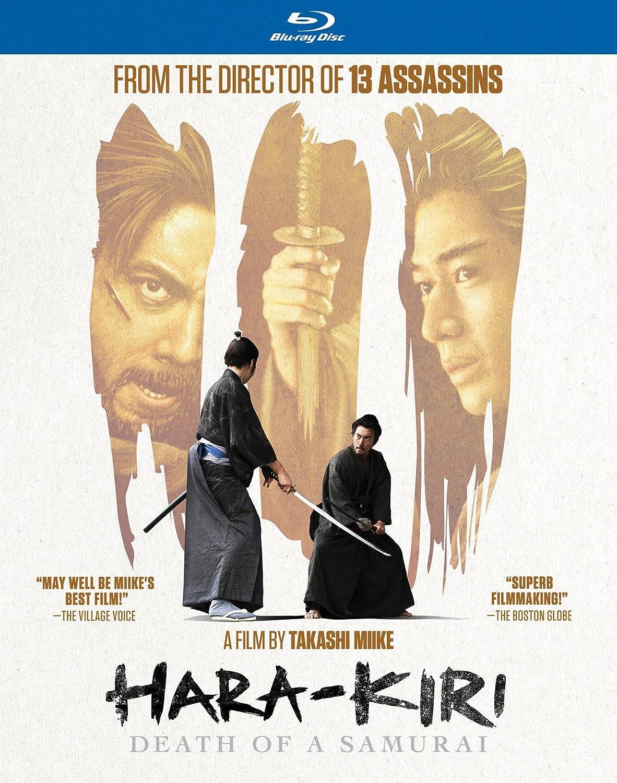 Hara-Kiri: Death of a Samurai [Blu-ray] Baijaku Nakamura Ebizo Ichikawa Takashi Sasano Ebizô Ichikawa