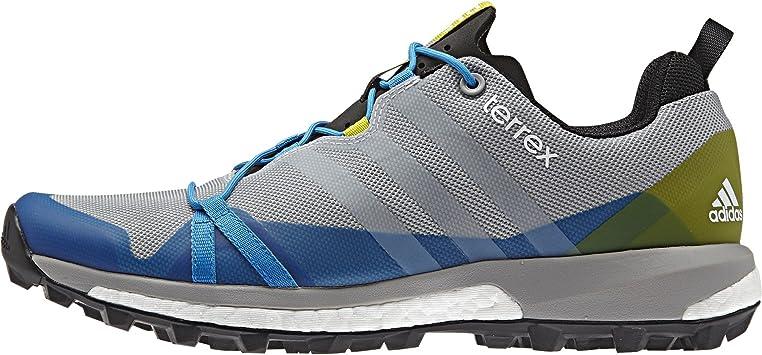 adidas ® Terrex Agravic Zapatillas de trail running grey/white ...