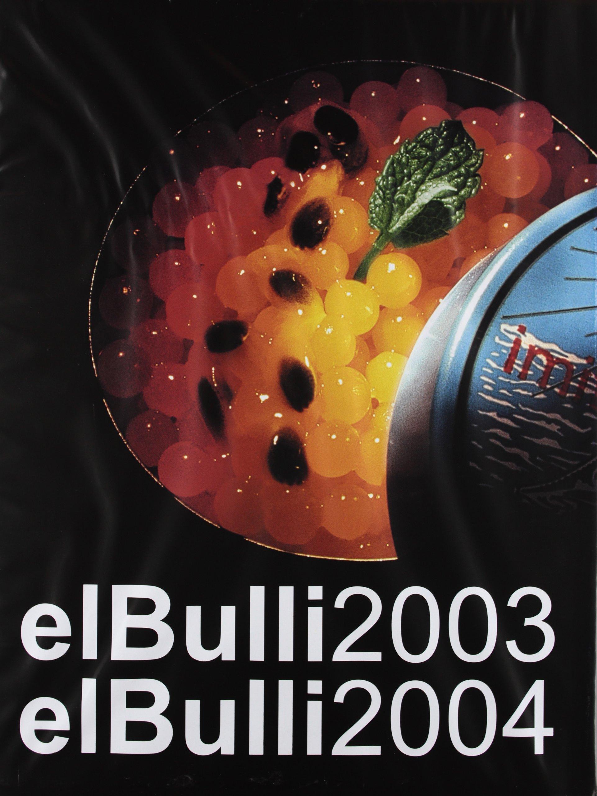 Bulli  frances. 2003-2004 (OTROS GASTRONOMIA, Band 149)