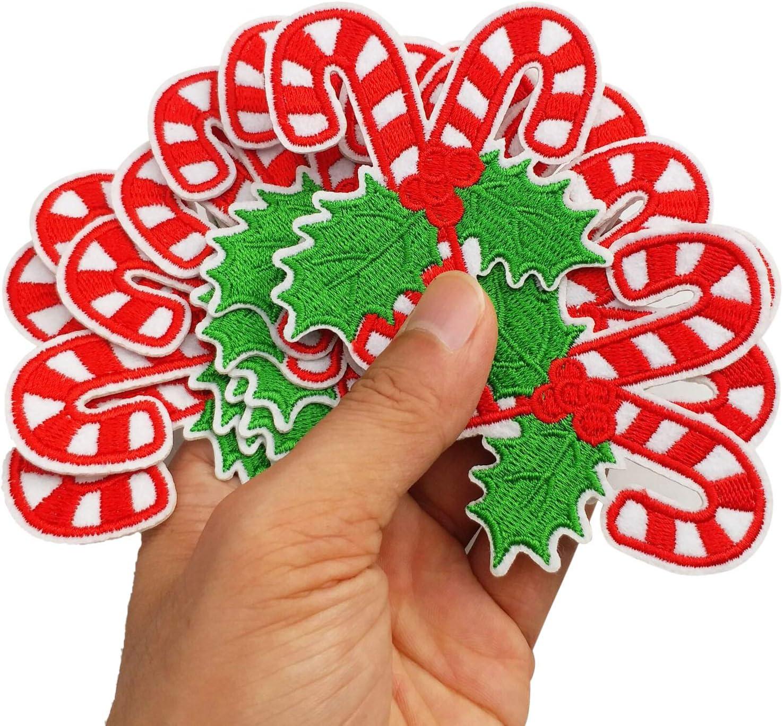 Parches bordados para bordar a máquina de coser de 2,4 x 2,8 pulgadas, 12 unidades: Amazon.es: Juguetes y juegos