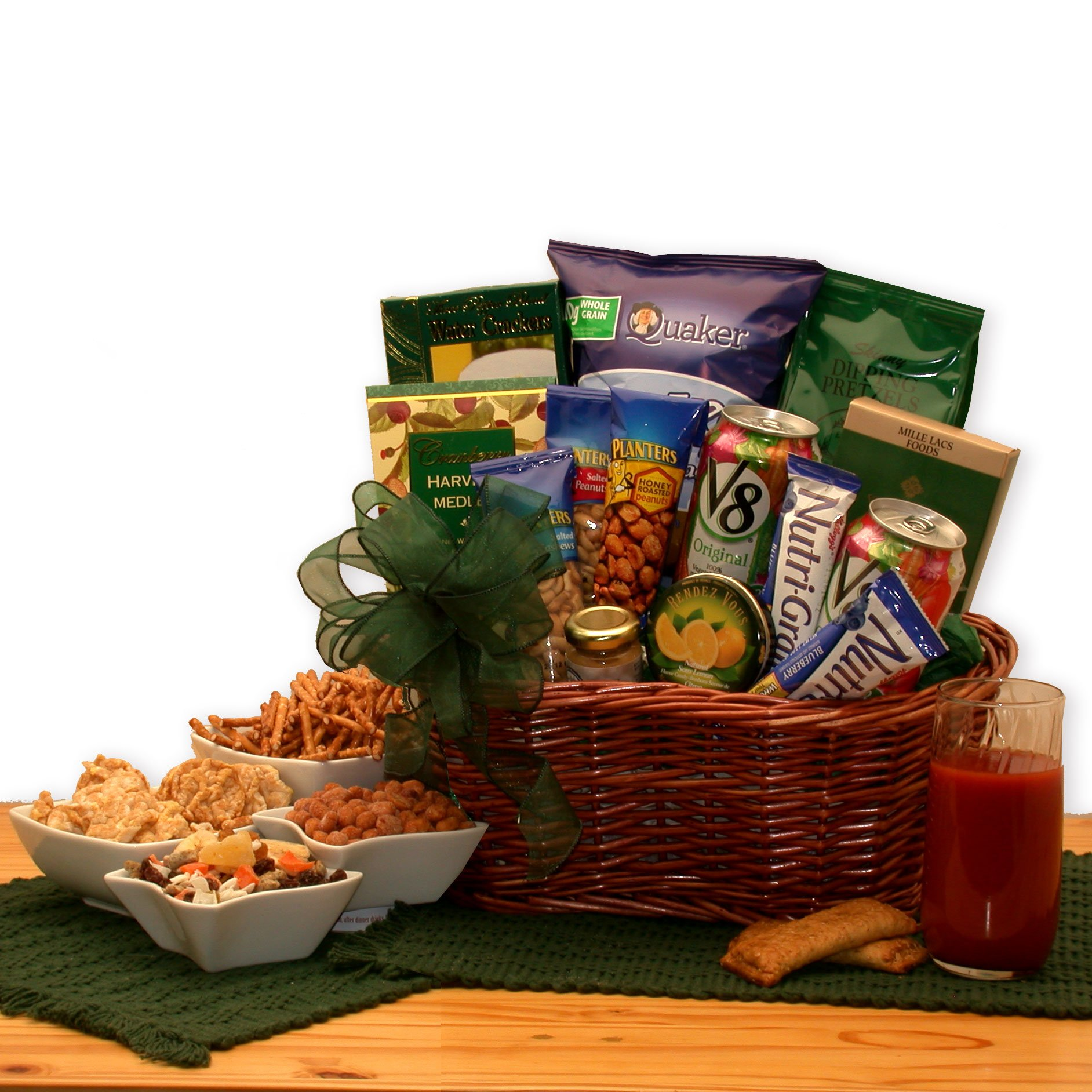 Gourmet Gift Heart Smart Gourmet Healthy Gift Basket by Healthy Gift