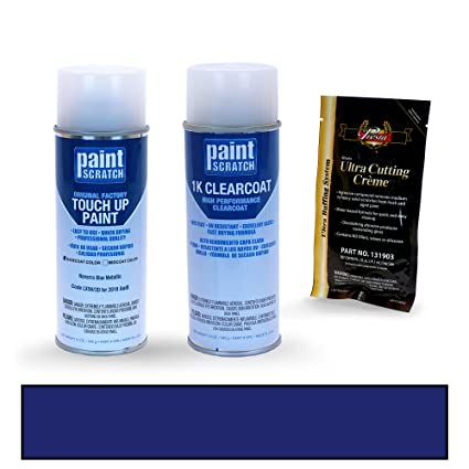 Luxury Electric Blue Paint Code