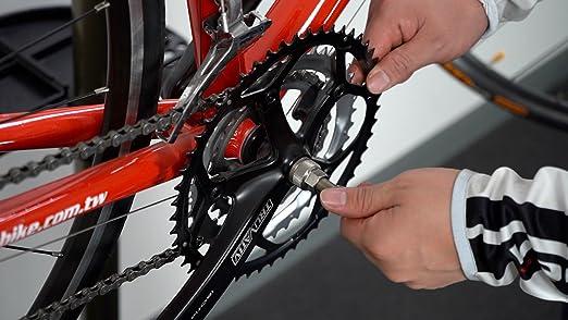 Amazon.com : Bikehand Bicycle Bike Crankset Crank Arm Puller Remover Removal Tool : Bike Hand Tools : Sports & Outdoors