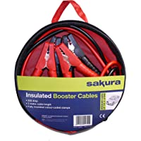 Sakura SS3625 Cable de Arranque, 200 Amp 3