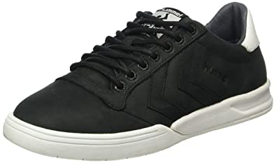 hummel Hml Stadil Winter High Sneaker, Sneakers Hautes Mixte Adulte, Gris (Beluga), 37 EU