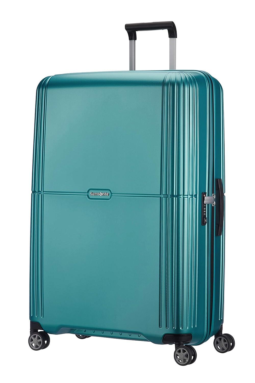 SAMSONITE Orfeo - Spinner 81/30 Equipaje de Mano, 81 cm, 123 Liters, Azul (Blue Lagoon): Amazon.es: Equipaje