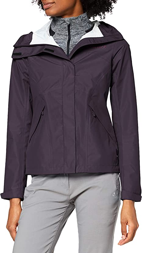 Traspirante Marmot Wms Phoenix Jacket Impermeabile Leggera Giacca ...