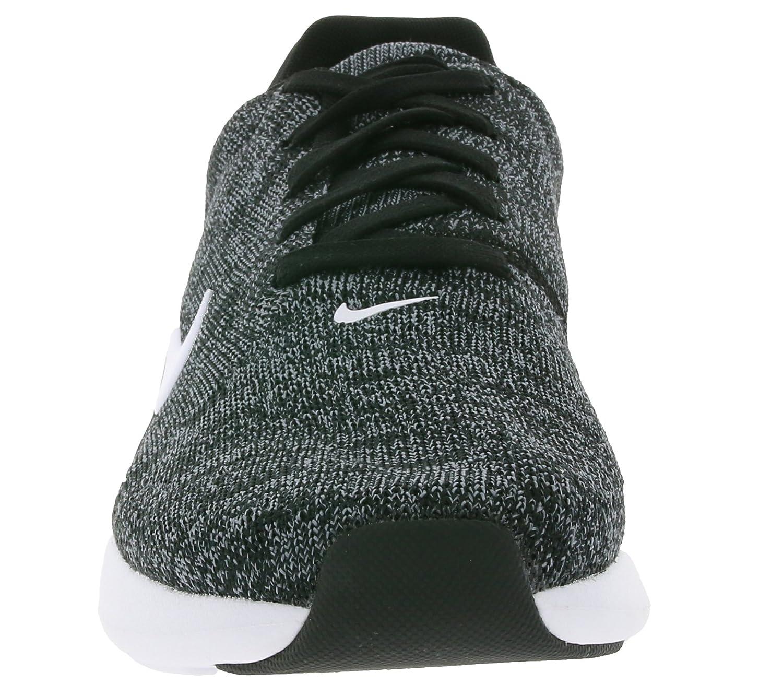 Sneaker Nike 876066 Flyknit Max 45 Modern 5 Schwarz Air 002 clJ1FK