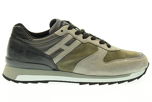 huge discount 5b5ac 557b1 Hogan Rebel Uomo Sneakers Basse HXM2610R671DYN0XT1 R261 ...