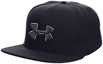 a842e9fd148 Image Unavailable. Image not available for. Colour  Under Armour Men s Huddle  Snapback ...