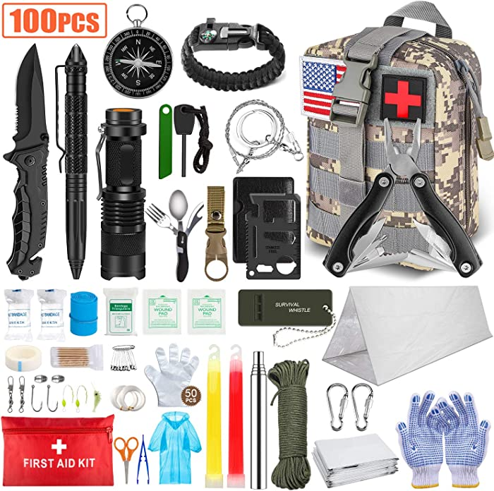 The Best Emergency Food And Medical Kit