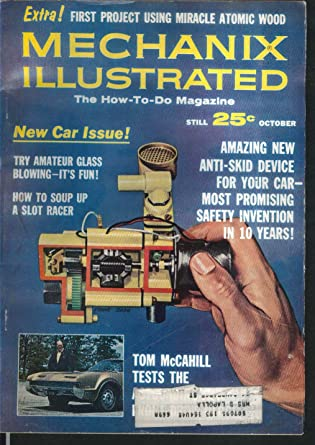 MECHANIX ILLUSTRATED 1966 Plymouth road test Barracuda