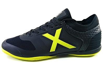 BOTA FUTBOL MUNICH TIGA INDOOR 3190023-43 EUR  Amazon.es  Zapatos y  complementos 12182d6ecae23