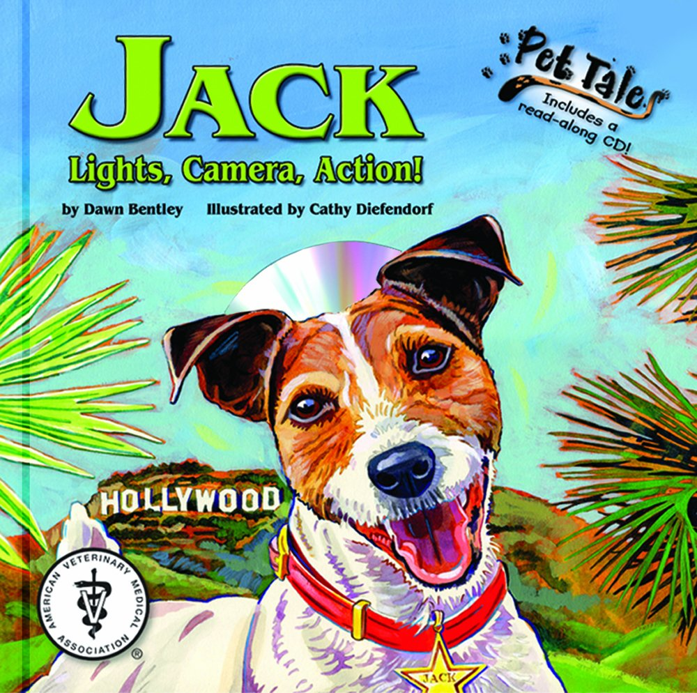 Jack: Lights, Camera, Action! (Pet Tales) by Soundprints Corp Audio