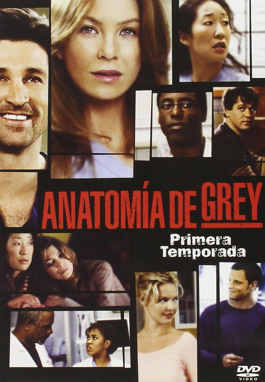 Anatomia de Grey- Primera Temporada [DVD]: Amazon.es: Patrick ...