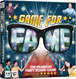 Game For Fame the hilarious party board game Game For Fame the hilarious party board game