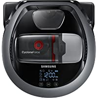 Samsung POWERbot R7040 App Controlled Self Charging Robot Vacuum (Neutral Gray) - Certified Refurbished