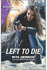 Left to Die (A Badge of Honor Mystery Book 2) Kindle Edition