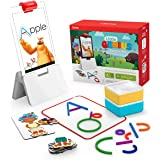 Osmo - Little Genius Starter Kit for Fire Tablet - 4 Hands-On Learning Games - Preschool Ages - Problem Solving…