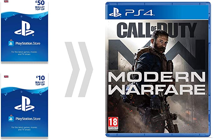 Psn Currency For Call Of Duty Modern Warfare Ps4 Download Code