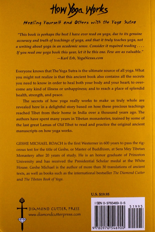 How Yoga Works: Amazon.es: Geshe Michael Roach: Libros en ...