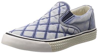 Le Gas-oil? Dames Chaussures Jean Laika Éclosion (36 Eur, Bleu)