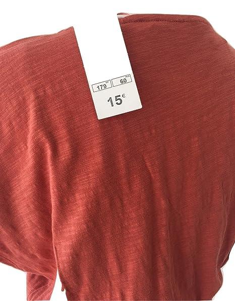 KIABI Vestido Color LADRILLO TAMAÑO S (38/40 IT Mujer): Amazon.es: Ropa y accesorios