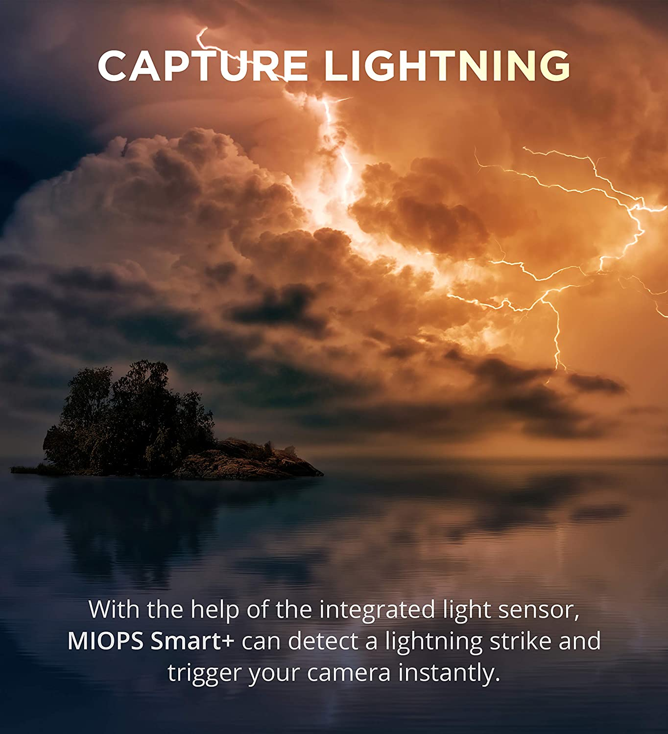 MIOPS Smart Standalone and Smartphone Controllable Camera and Flash Trigger for High Speed Photography with O1 Cable for Olympus Cameras