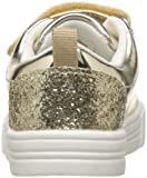 OshKosh B'Gosh Girls' Luana Sneaker, Gold, 10 M