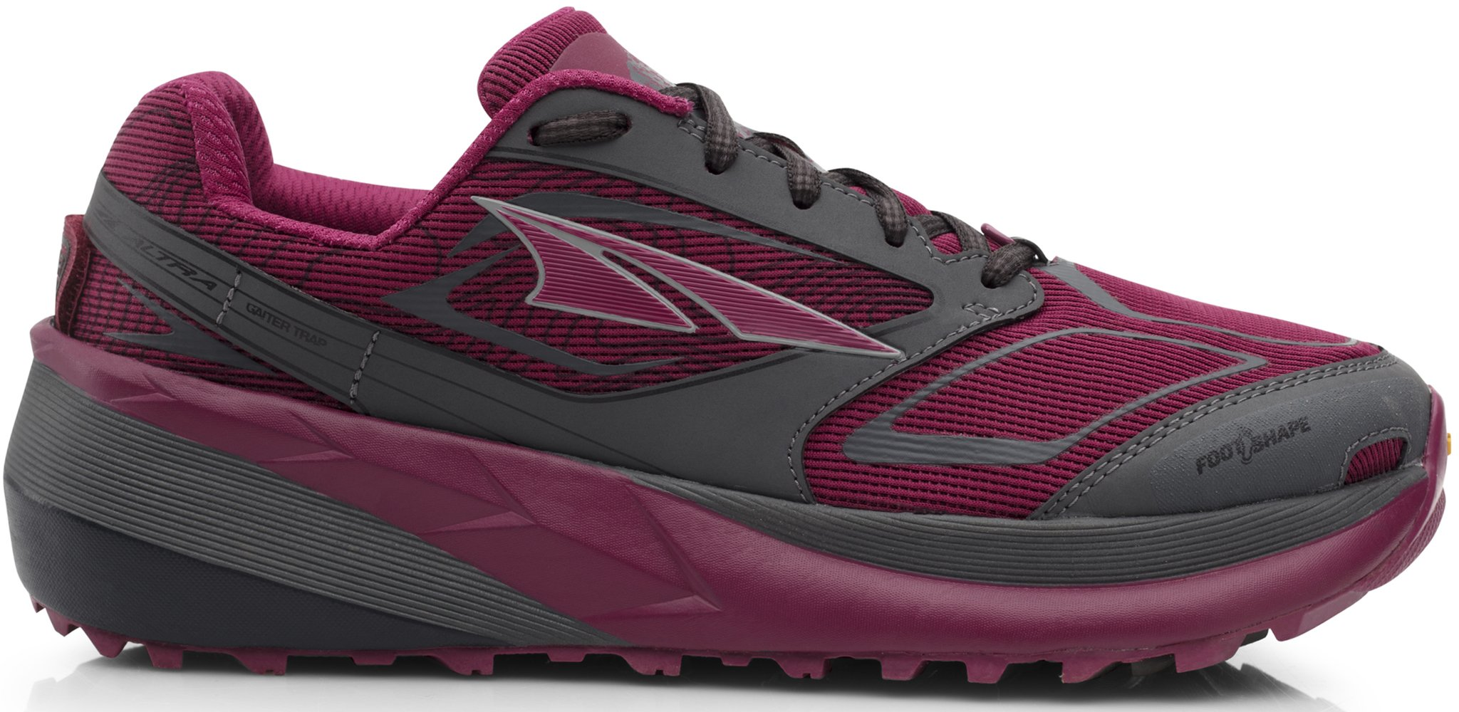 Altra AFW1859F Women's Olympus 3 Trail Running Shoe, Raspberry - 11 B(M) US by Altra (Image #1)