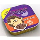 Spike Meaty Feast Complete Wet Hedgehog Food, 17 x 100 g