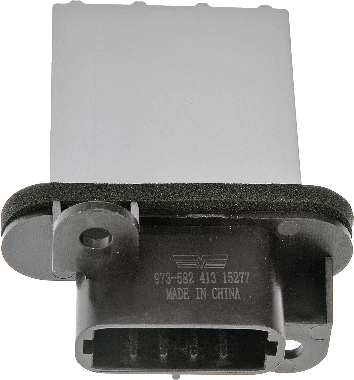 HVAC Blower Motor Resistor Kit Dorman 973-582 fits 05-17 Toyota Tacoma