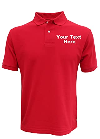 Wear&Work - Polo - para Hombre Rojo Rosso 42: Amazon.es: Ropa y ...
