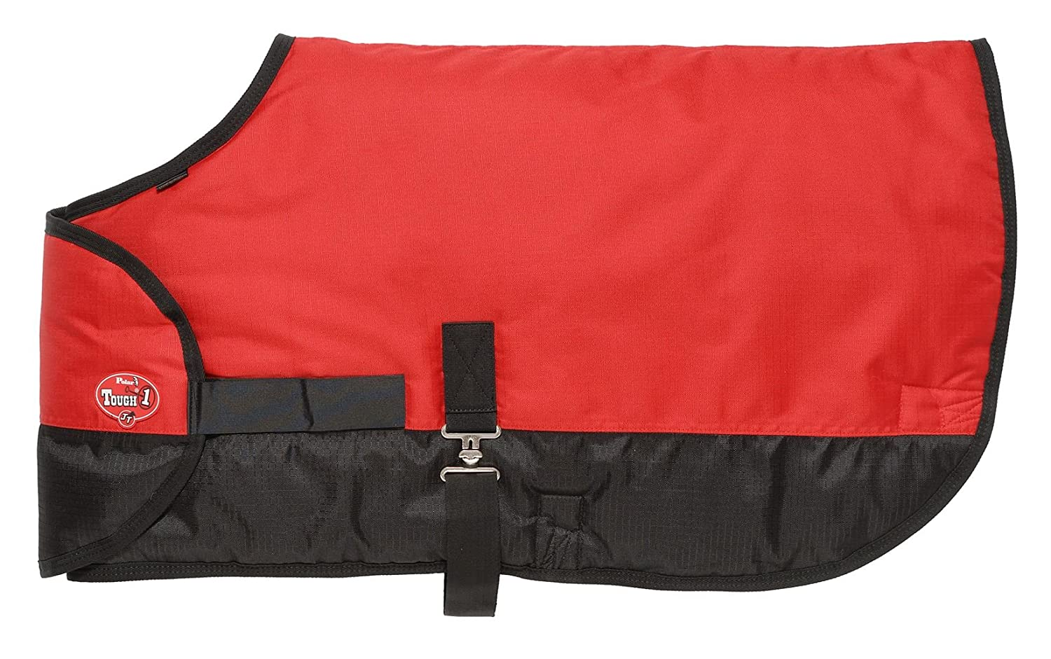 Red Small Red Small Tough 1 600D Waterproof Poly Adjustable Foal Blanket