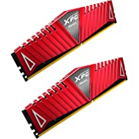 XPG Z1 16GB (2 x 8GB) PC4-24000 3000MHz DDR4 288-Pin DIMM Desktop Memory (Red)