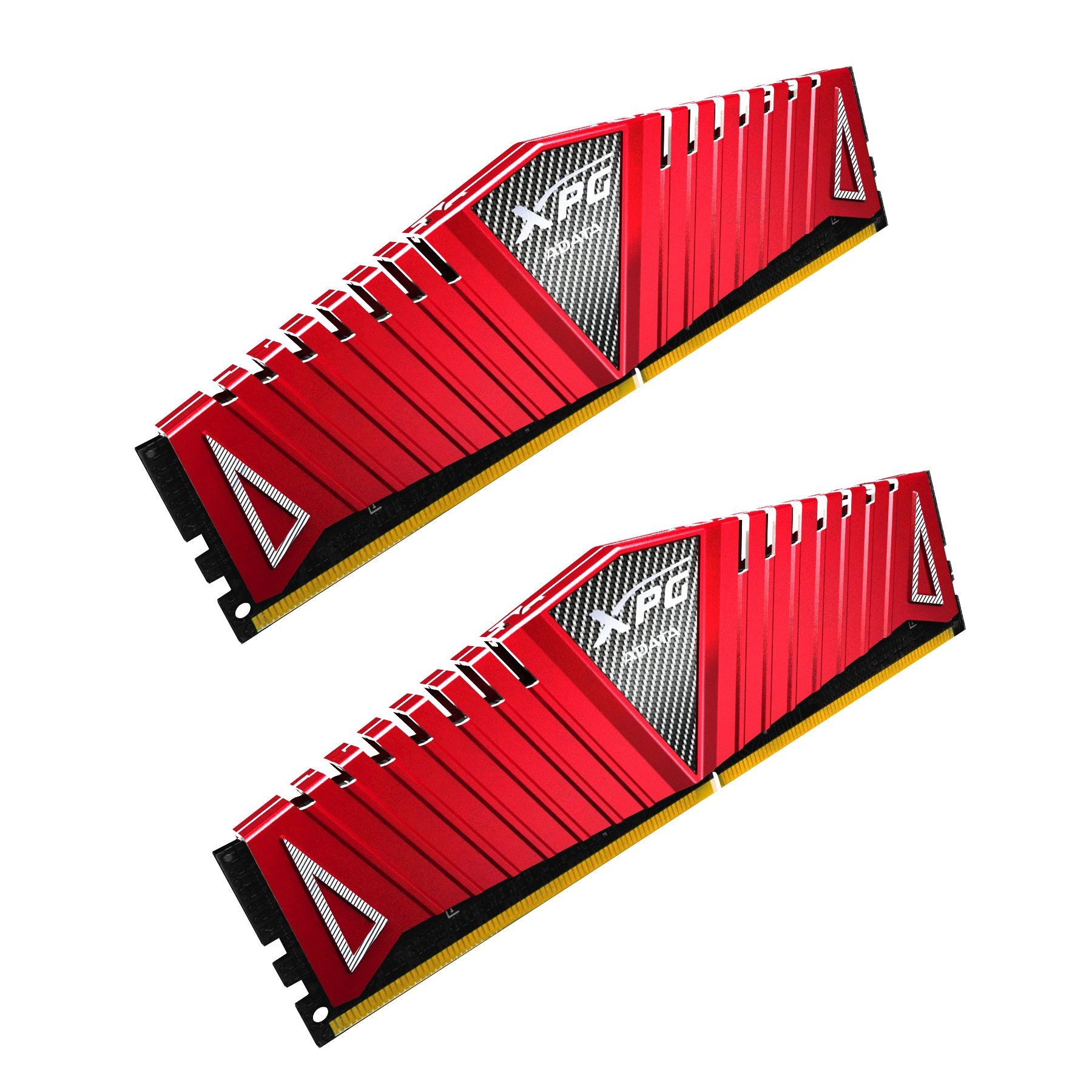 ADATA XPG Z1 DDR4 2800 MHz (PC4 22400) 16GB (2x8GB) Memory Modules, Red (AX4U280038G17-DRZ)