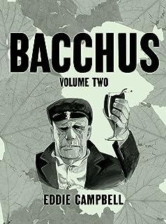Bacchus Omnibus Edition Volume 2