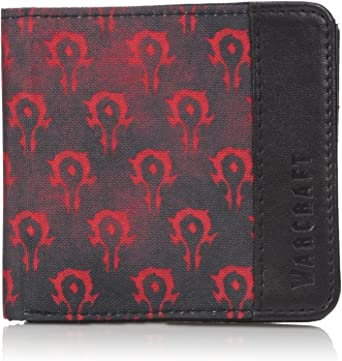 JINX World of Warcraft Horde Travel Card Wallet Standard Size